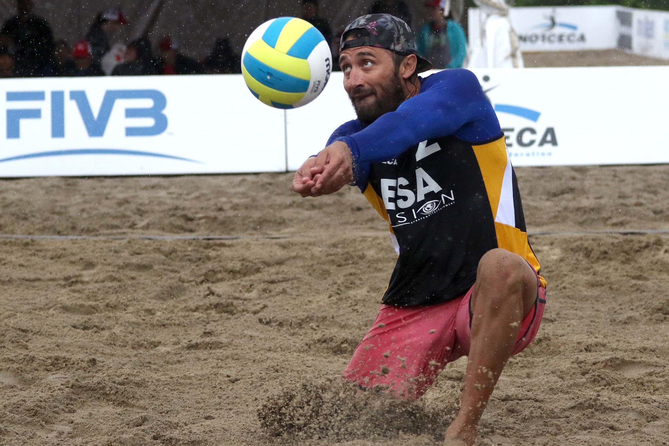Séptima Parada TOUR NORCECA 2016, North Bay